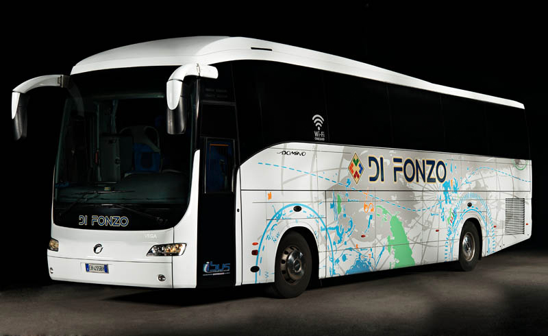 Irisbus New Domino HDH<br>49 posti